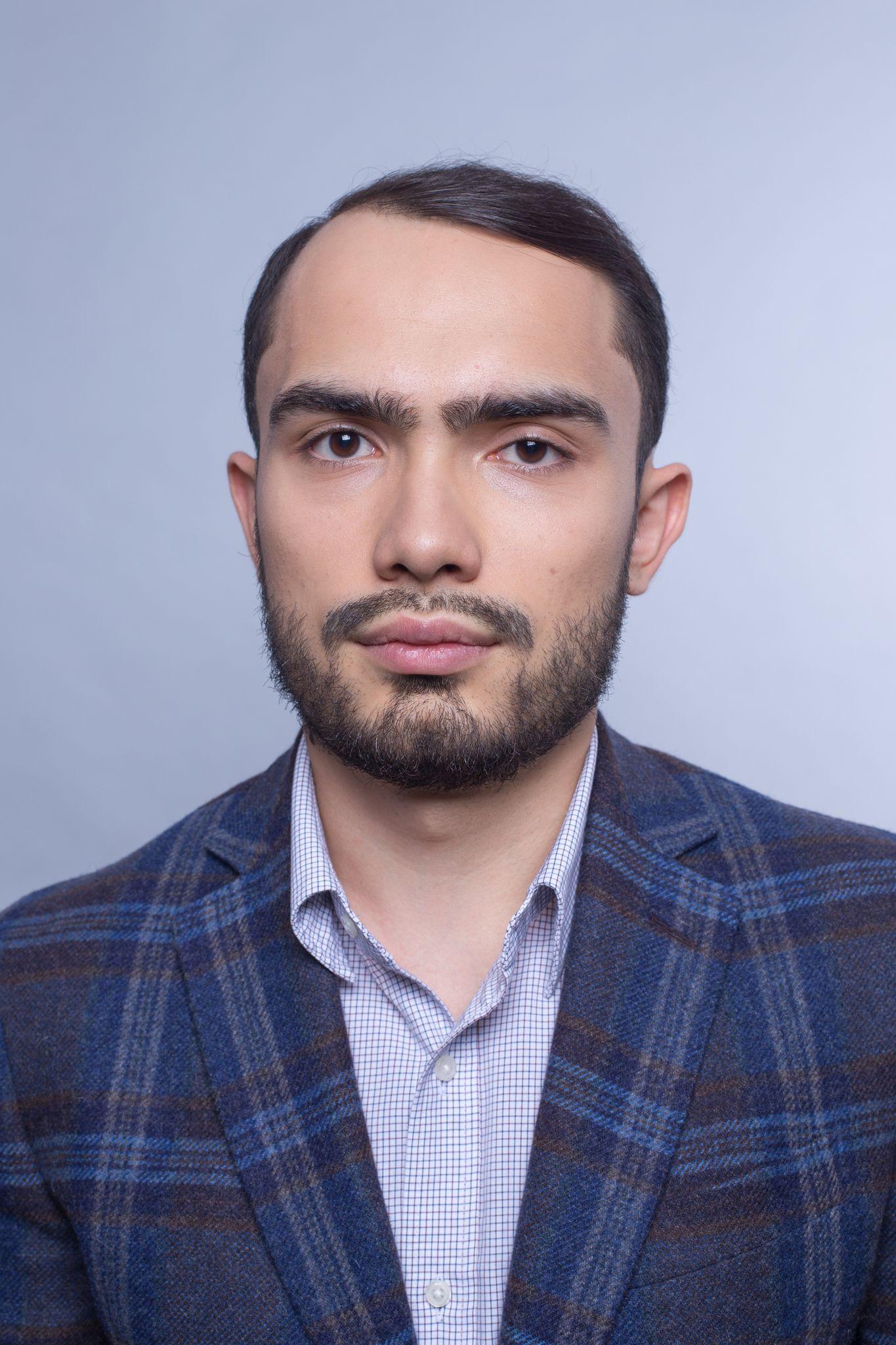 Alex Mashrabov