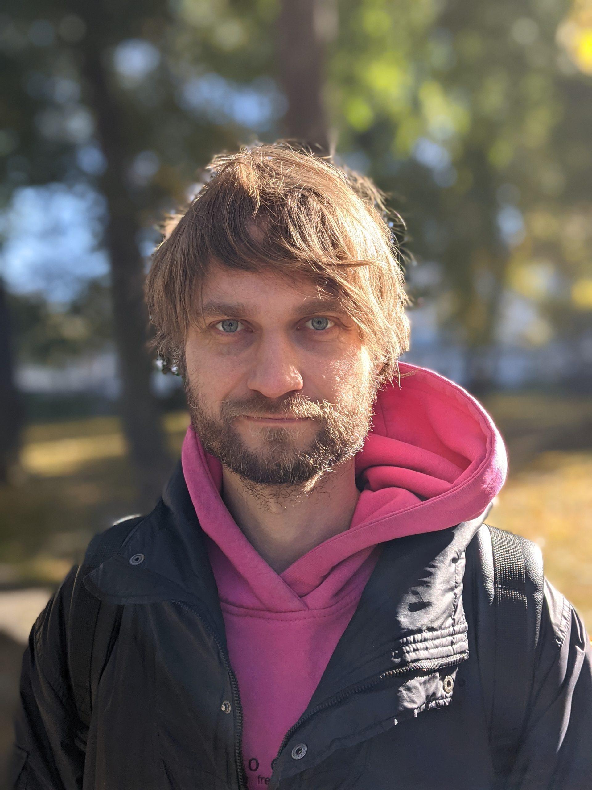 Oleksiy Syvokon